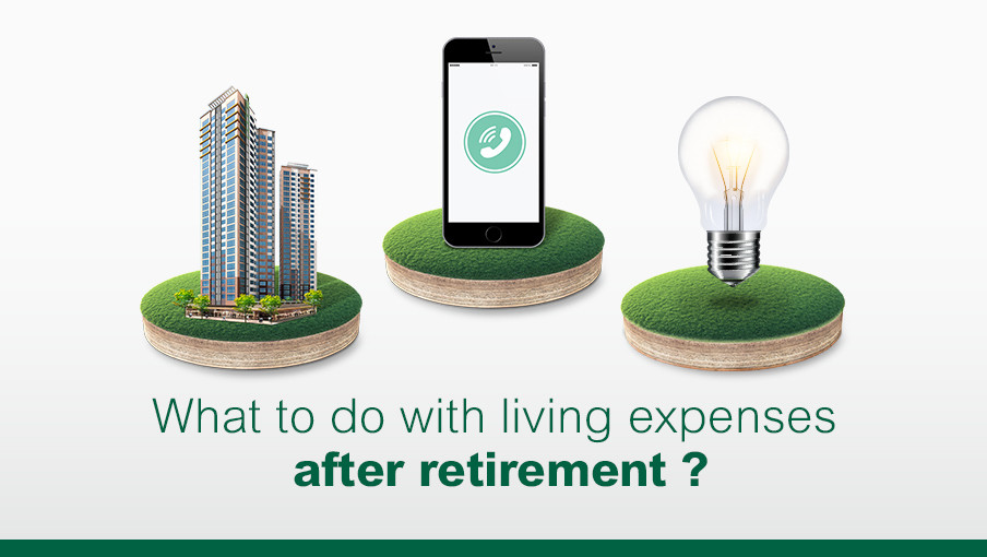 A monthly income to help cover part of your living expenses after your retirement!