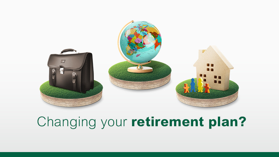 Different life stages, different retirement plans?