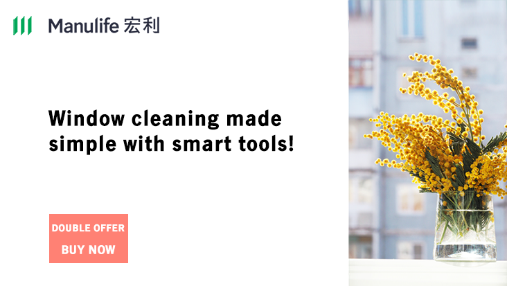 Window cleaning made simple with smart tools!