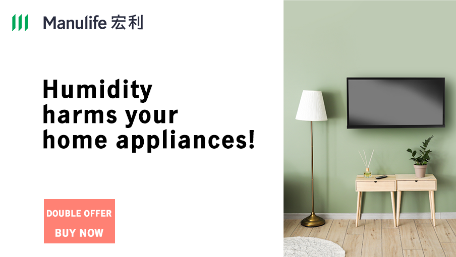 Humidity harms your home appliances!