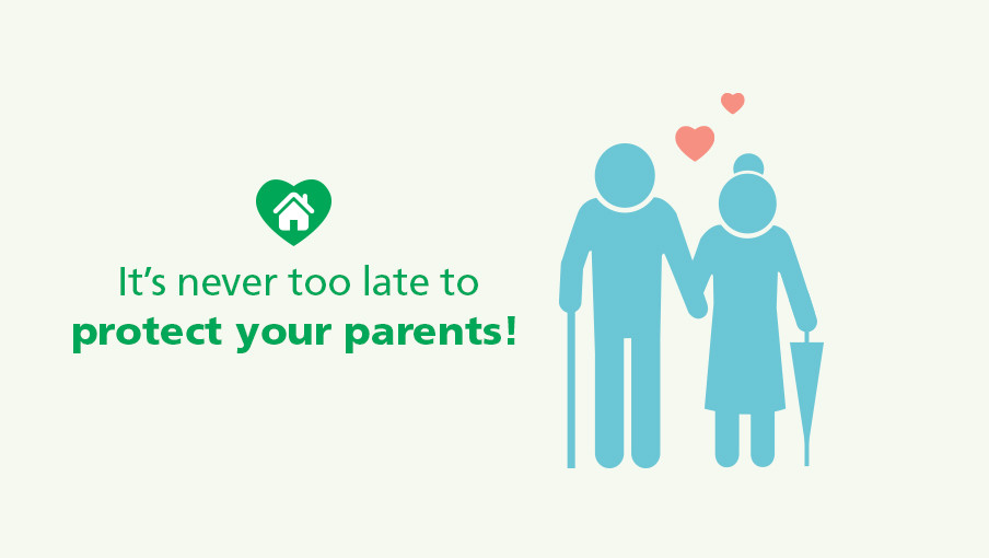 Are your parents too old for critical illness insurance?
