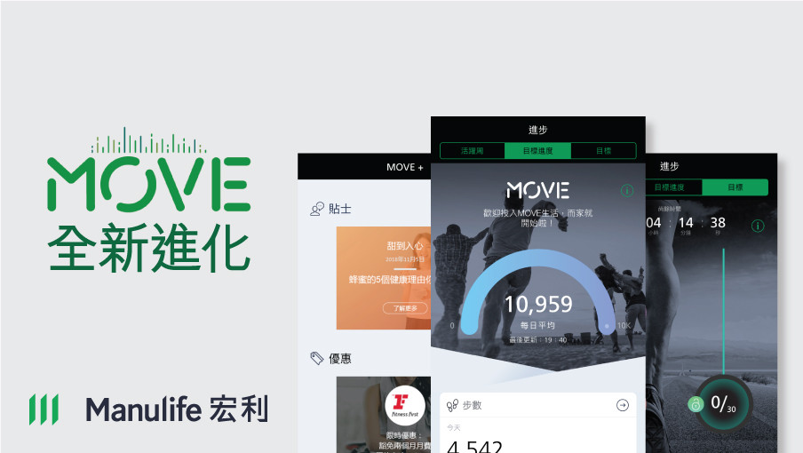 ManulifeMOVE全新進化